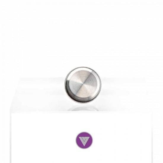 Billet Box Button-SS