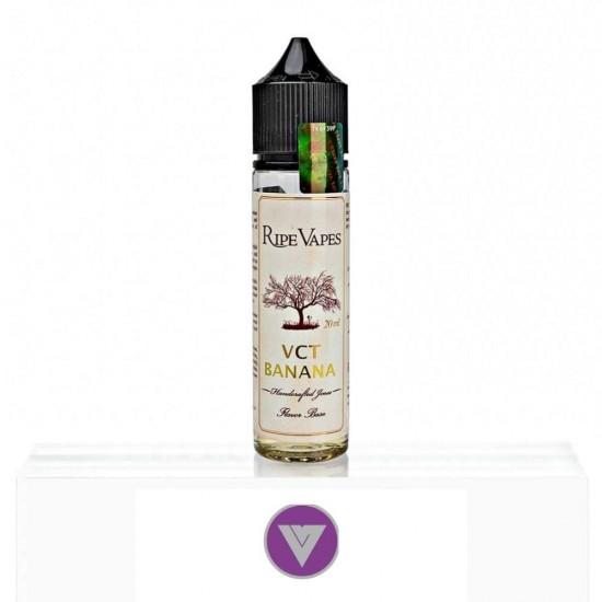 Ripe Vapes Flavor Base - VCT Banana 20ml to 60ml